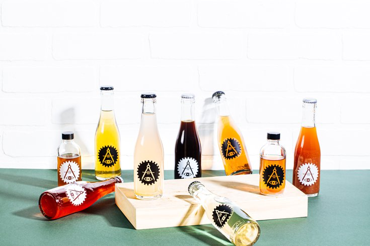 Art in the Age bottled cocktails