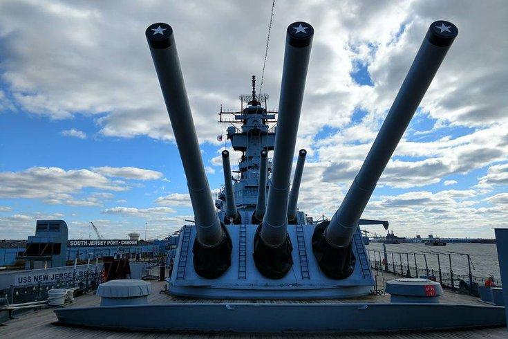 Battleship New Jersey beer fest