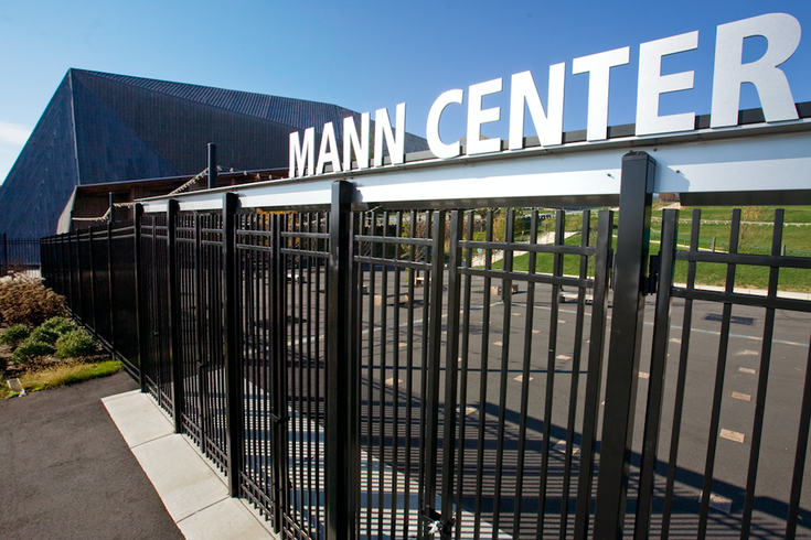 Movies at Mann Center
