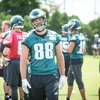 Carroll - Eagles Stock Dallas Goedert