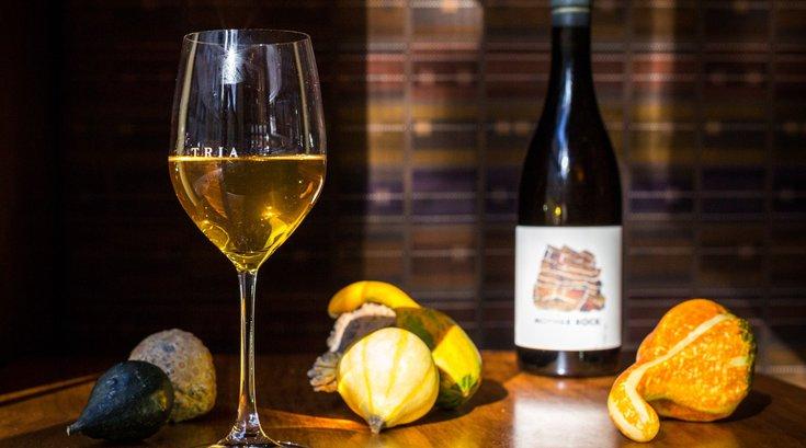 Tria wine class