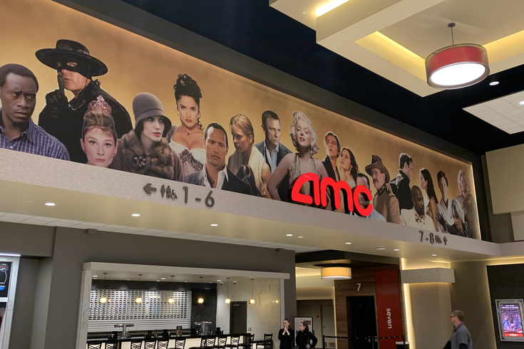 Inside The New Fashion District 8 Movie Theater Which Opens Monday Phillyvoice