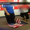 American Flag Controversy
