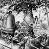 Liberty Bell Historical Painting