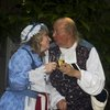 Ben Franklin and Betsy Ross
