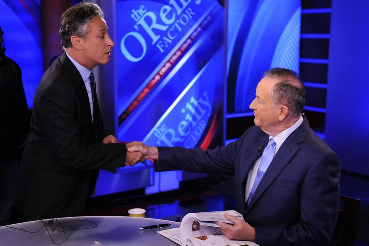 Jon Stewart Bill O'Reilly