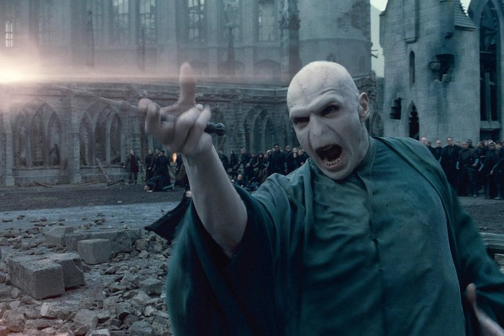 Lord Voldemort lives in Philly — and Bethlehem | PhillyVoice