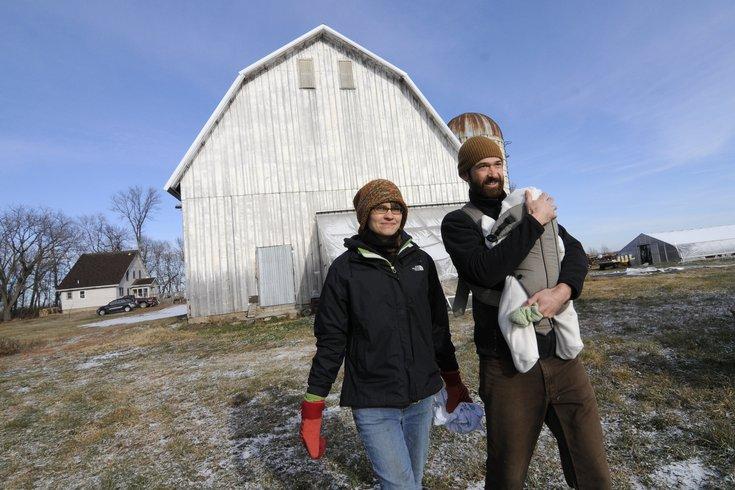Millennial Farmers