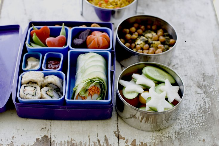 Packable Lunches Using Bento Boxes For The Perfectly Portioned Meal
