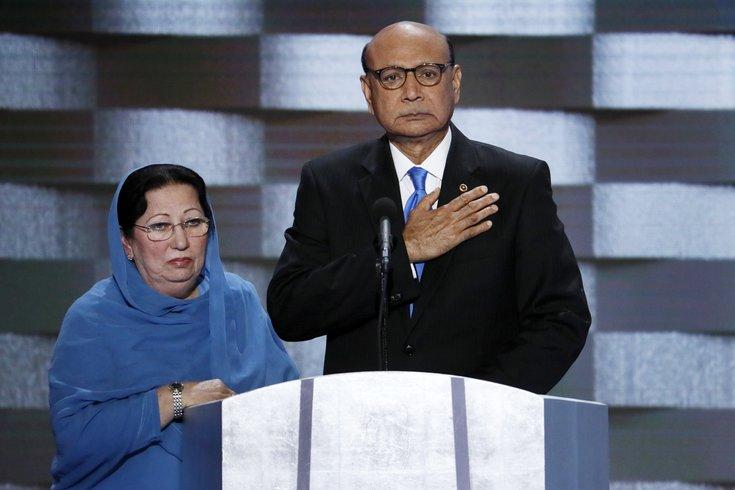 DNC2016 and Khan