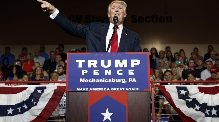 Trump Mechanicsburg
