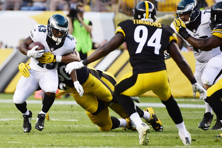 Eagles steelers betting line online betting legal in canada