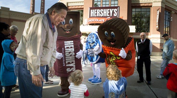 Hershey's Chocolate Tour