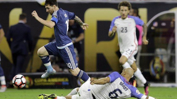 Messi vs. USMNT