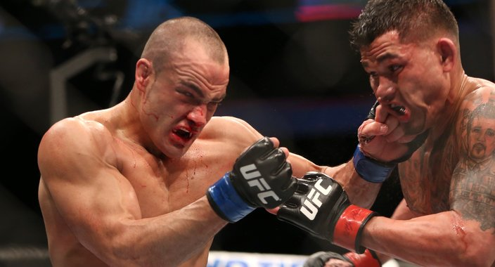 Philly moved one step closer to hosting a UFC event on