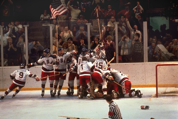 Miracle Hockey Team Reunites Tonight In Lake Placid Phillyvoice