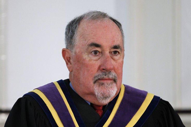 Pennsylvania Supreme Court Justice J. Michael Eakin