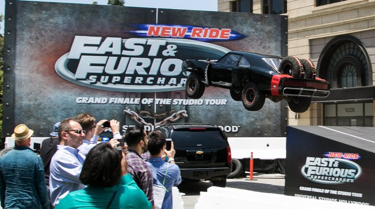Fast and Furious Ride