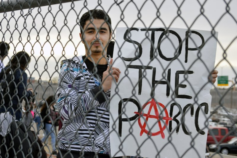 PARCC protests