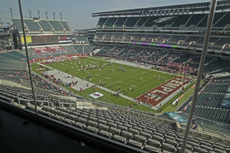 Temple football to stay at Lin...