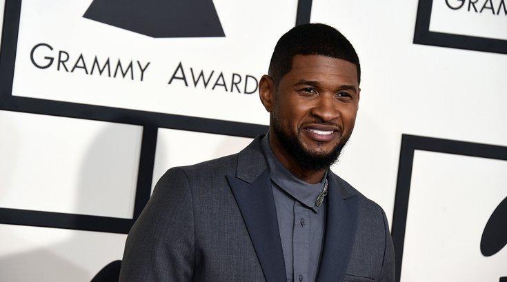Usher Grammy