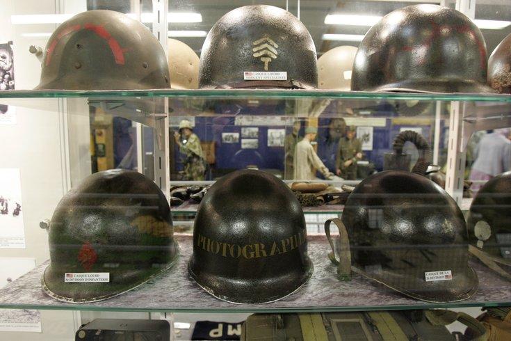 U.S. Army Helmets