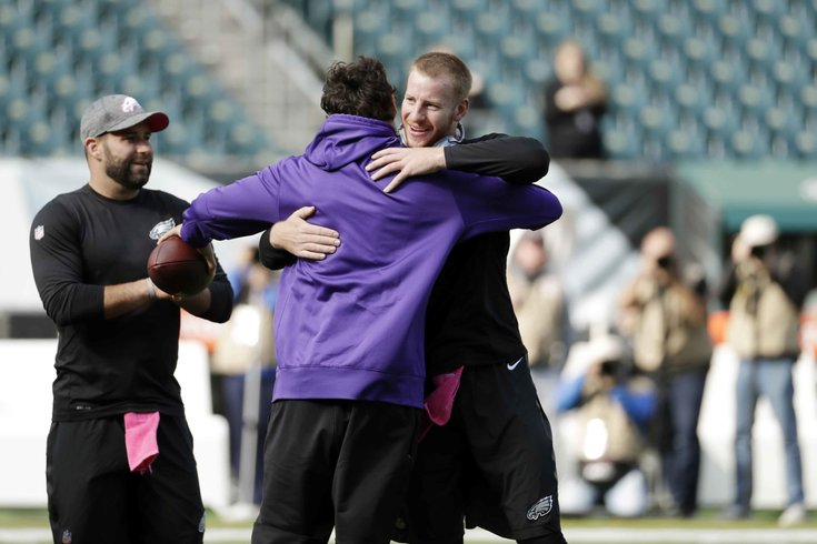 e4eba79ae75 Handing out 10 awards from the Eagles-Vikings game | PhillyVoice
