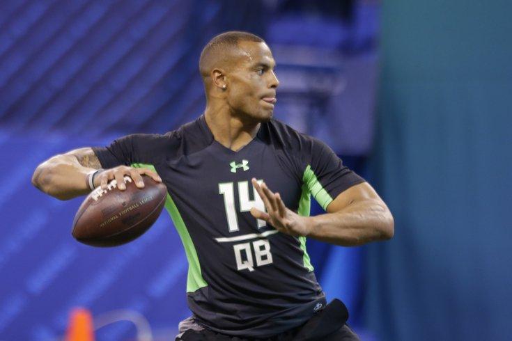 size 40 b1013 83f5e Potential Eagles quarterback draft target Dak Prescott ...