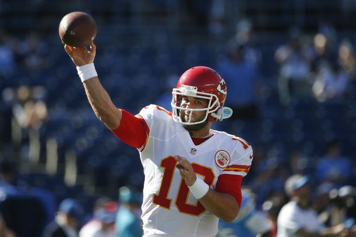 42b4d813c59 Report: Eagles agree to terms with Chiefs QB Chase Daniel | PhillyVoice