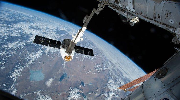 NASA Earth Space Station