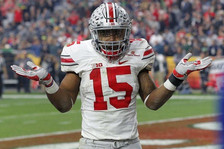 new style 3ff8d a73f4 Drafting Ezekiel Elliott at eighth overall would be an awful ...
