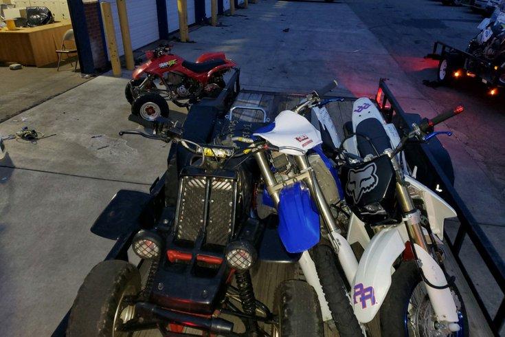 Philly ATV Dirt Bike