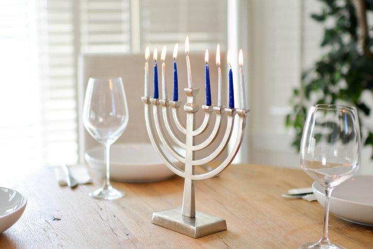 Abe Fisher Hanukkah dinner