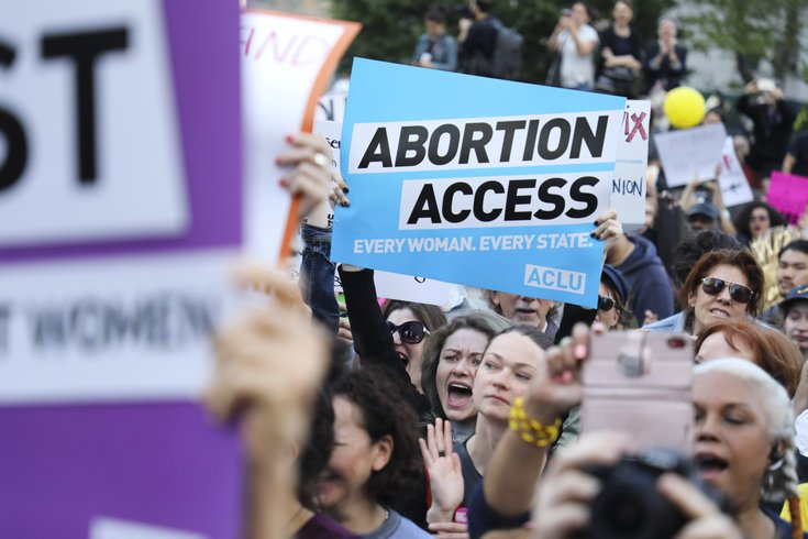 Abortion total hits lowest figure since Roe v. Wade