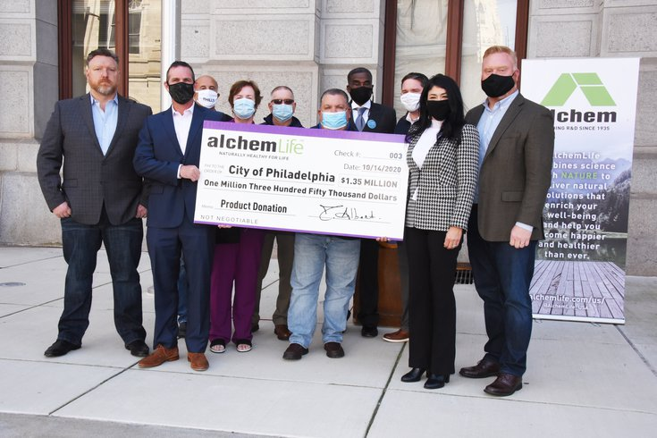 Limited - AlChem donation