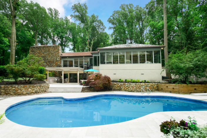 You Can Rent Muhammad Ali S Former Cherry Hill Home On Airbnb Phillyvoice