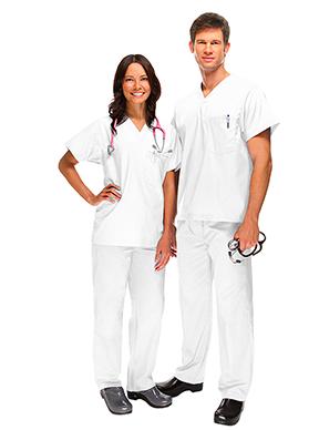 Men/'s Small Medical Scrubs Gray/'s Anatomy St Tan Lukes University Hospi