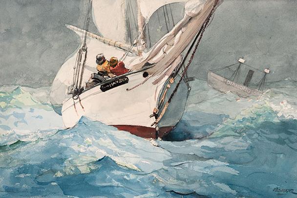 American Watercolor at the Philadelphia Museum of Art