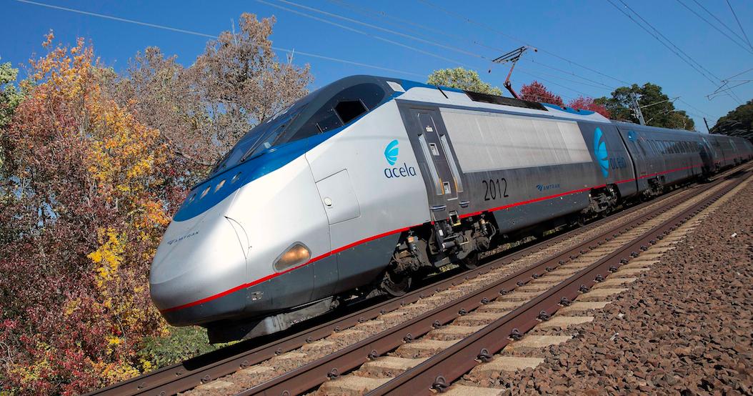 Lyft secures partnership with Amtrak for 'door-to-door' service