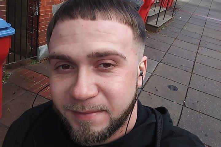 Antony O'Leary haircut fugitive
