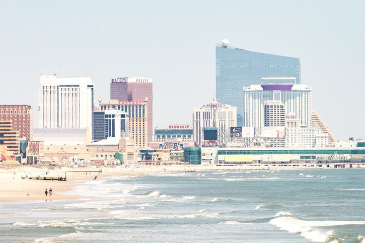 Atlantic City rioting