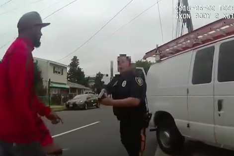 Prosecutors release body cam video of police shooting in Atlantic