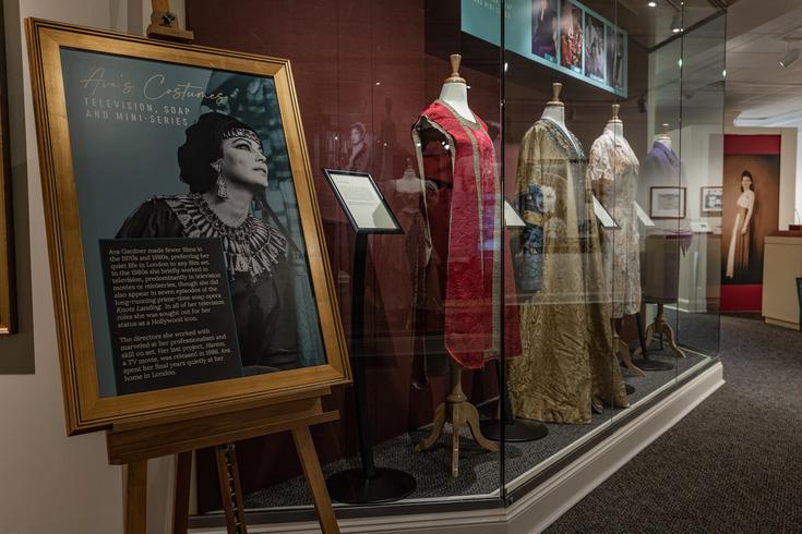 Limited - Ava Gardner Museum Costume Exhibit