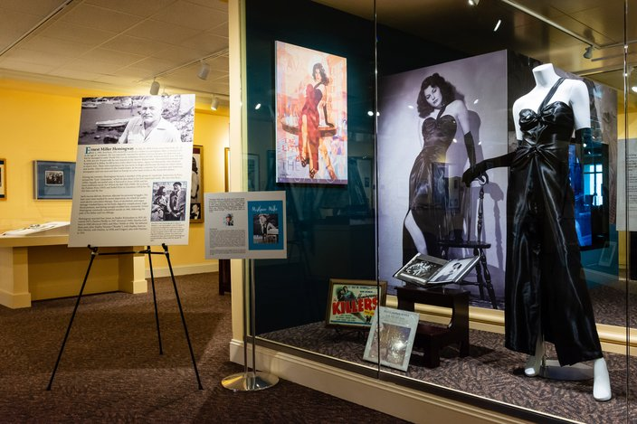 Limited - Ava Gardner Exhibit Case