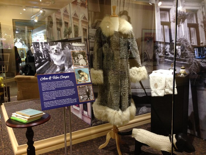 Limited - Ava Gardner Corgi Exhibit