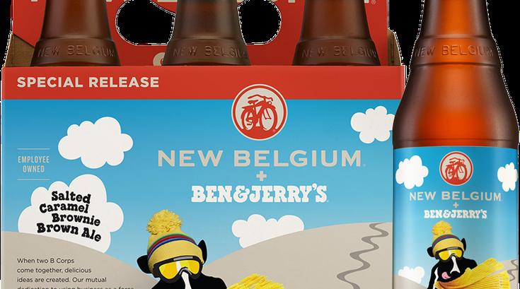 Ben and Jerry's Beer