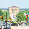 Ben Franklin parkway philly