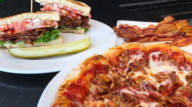 National Bacon Lover's Day at Aldelphia