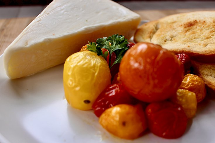 Limited - Baked Tomatoes Recipe