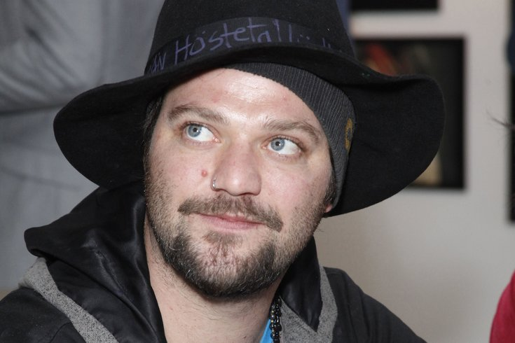 Bam Margera party April fools